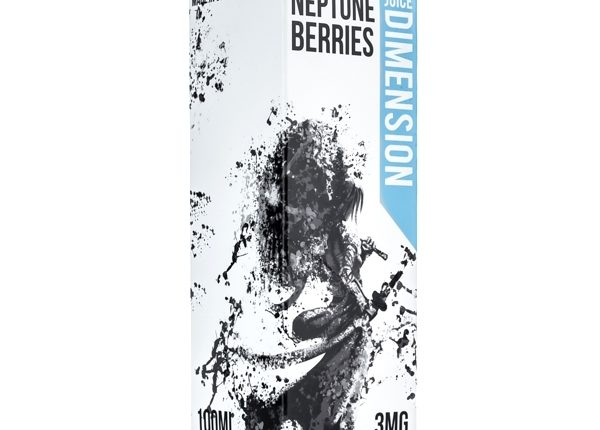 Neptune Berries E-Juice by Juice Dimension Review
