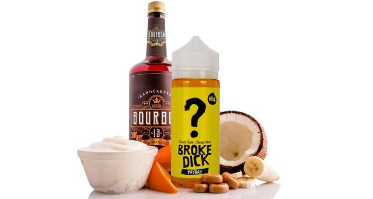 Payday e-Juice by Broke Dick Review