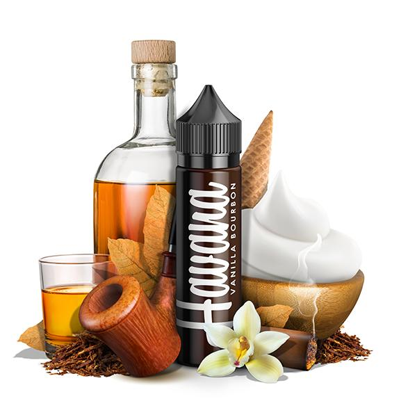 Vanilla Bourbon Tobacco E-Liquid by Havana Juice Review