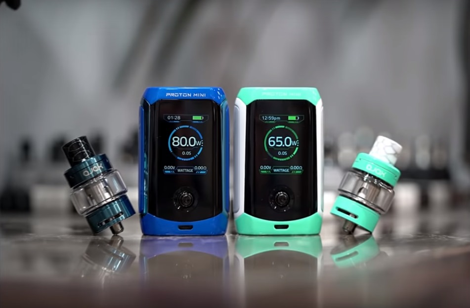 Proton Mini AJAX Starter Kit by Innokin Review
